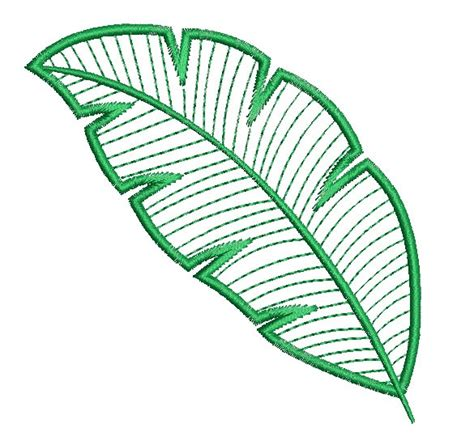 leaf applique leaf applique design machine embroidery design