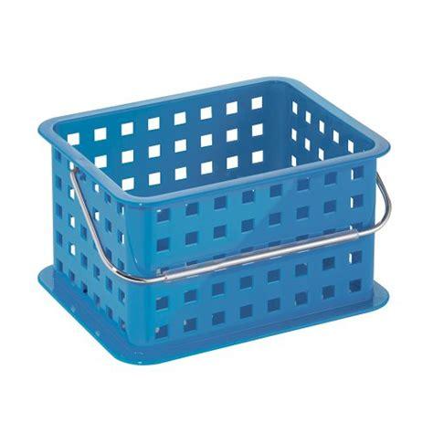 small bathroom baskets interdesign storage organizer basket for bathroom health