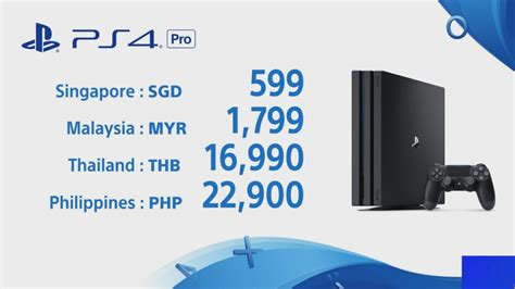Ps 4 Pro Asia ps4 slim launching in asia tomorrow ps4 pro and slim pricing announced with bundles