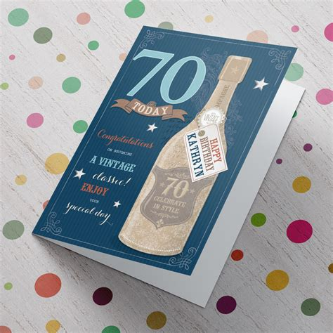 card to 70th birthday card gangcraft net