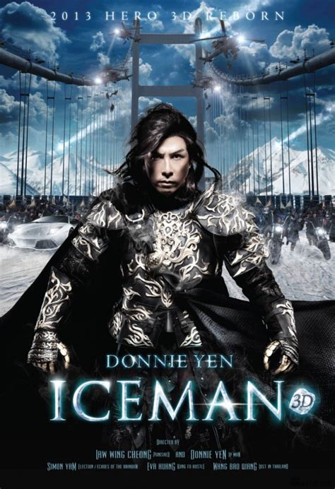 du ming han film china eastasia 187 news trailer du film iceman 3d avec donnie yen