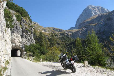 Motorradfahren In Slowenien by Motorradstrecken In Slowenien Wolfs Website 252 Ber