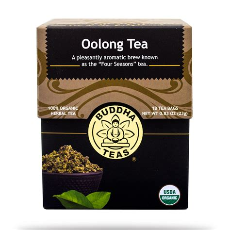 buy oolong tea bags enjoy health benefits of organic