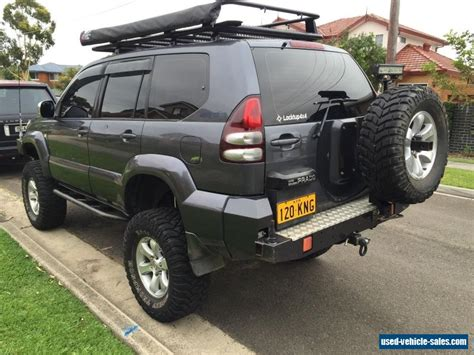 toyota land cruiser prado for sale in usa new used toyota landcruiser prado gxl cars for sale in
