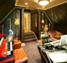 home studio design tips how to decorate a home music room