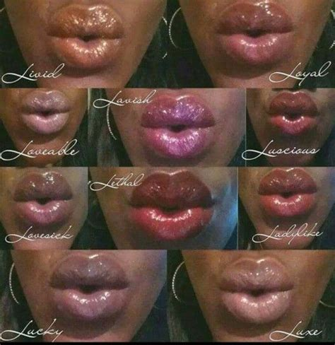 best lip gloss for african american women 17 best images about younique looks for black women on