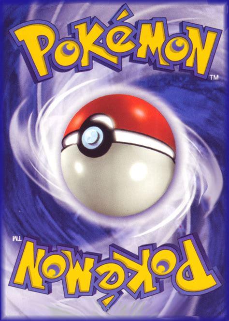 David s trading cards 187 david pokemon card back