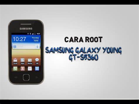 samsung y root cara root samsung galaxy gt s5360