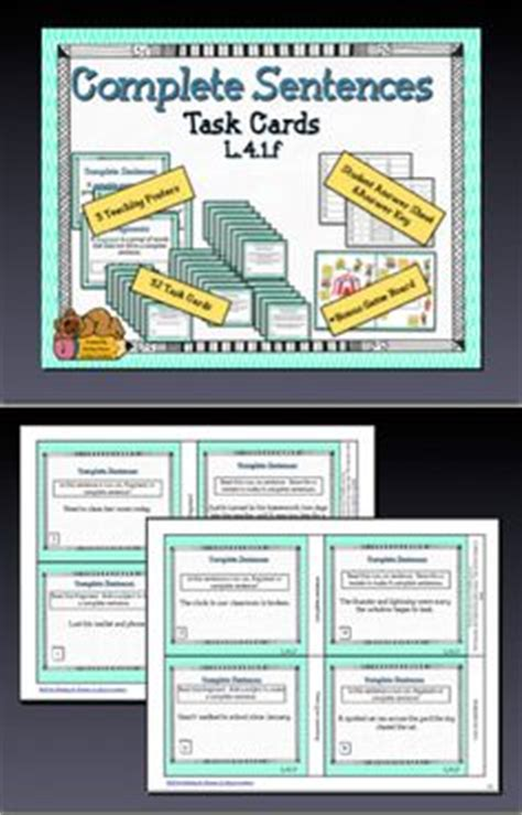 Task Card Answer Sheet Template by The Objective Of These 24 Task Cards Is To Identify Where