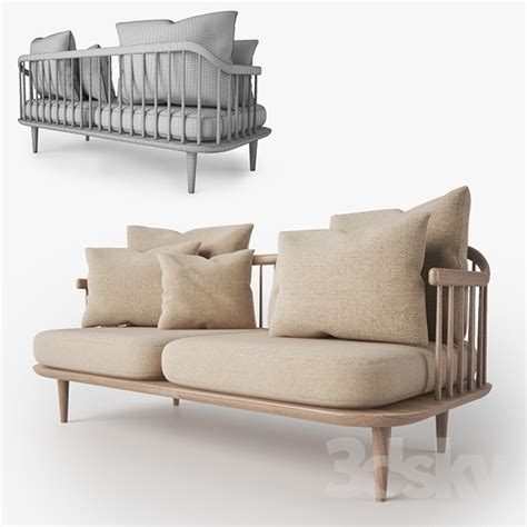 couch fly 3d models sofa andtradition fly sofa sc1