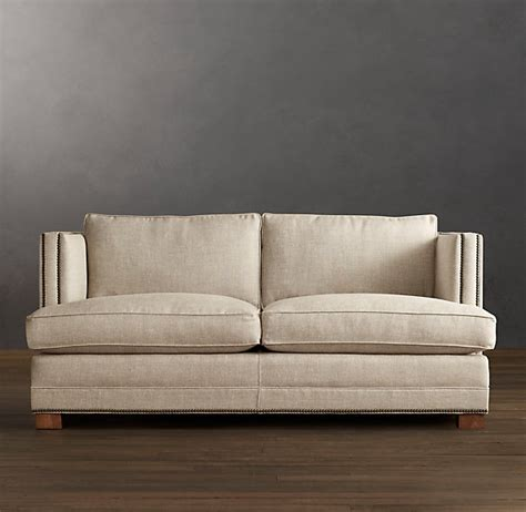 restoration hardware easton sofa 7 easton upholstered sofa