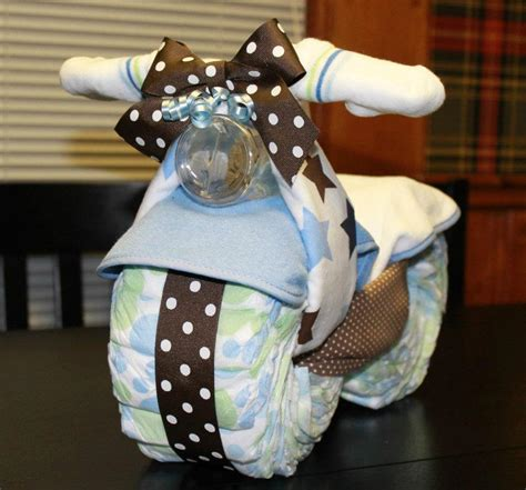 etsy gifts motorcycle cake baby shower gift by