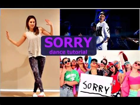 tutorial dance justin bieber sorry zendaya replay dance tutorial doovi