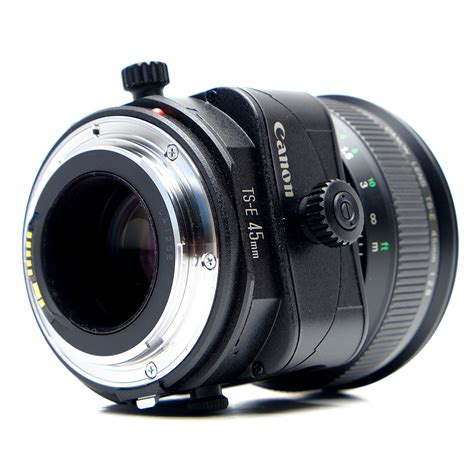 Lensa Canon Tilt Shift canon ef 45mm f2 8 ts e tilt shift lens ebay