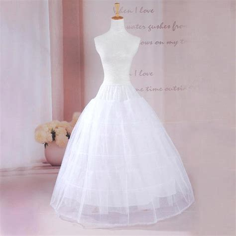 Wedding Dress Petticoat popular crinoline petticoat buy cheap crinoline