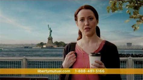 liberty mutual insurance tv commercial better car liberty mutual tv model fancy liberty mutual insurance