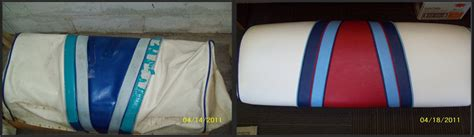 marine upholstery repair st louis leather photos auto interior doctors
