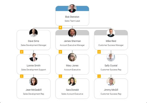 sales team structure template team structure planning 3 exles of charting small teams