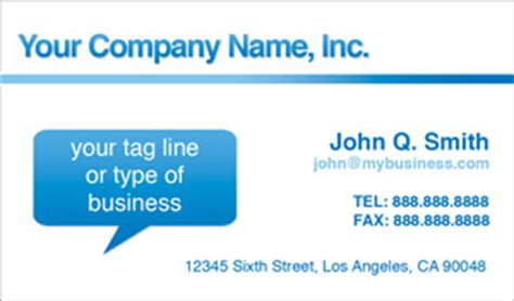 Calling Card Size Template by Business Cards Free Business Card Templates Cheap