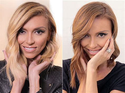 giuliana rancic new hair color hair color archives the resource