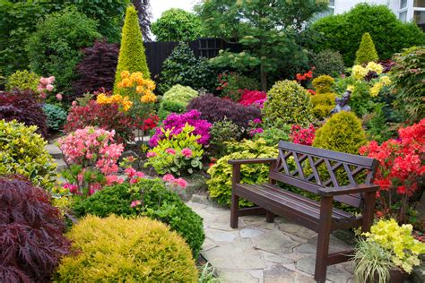 The Garden Four Seasons by Planting A Four Season Garden How Ornament