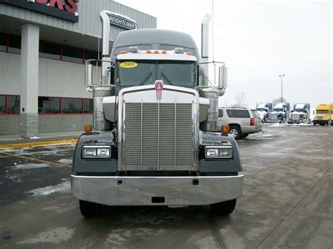 kw dealerships used 2008 kenworth w900l for sale truck center