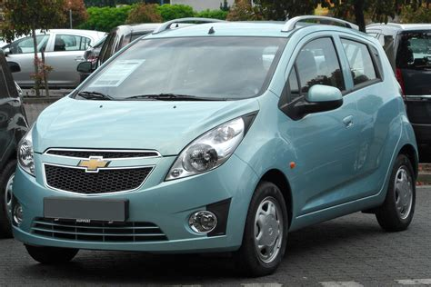 chevrolet spark chevrolet spark the about cars