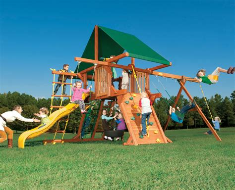 outdoor playsets images