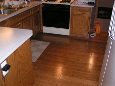 Kitchen Designs with Bamboo Flooring   My Home Design Journey