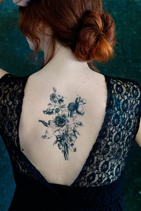 diy temporary art tattoo