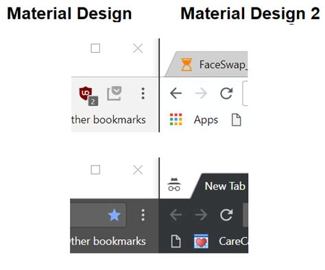 material design google vs apple google s material design ui is getting reved with new