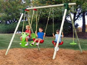 Swing In Meaning Wooden Swing Sets Swing Sets Garden Sports