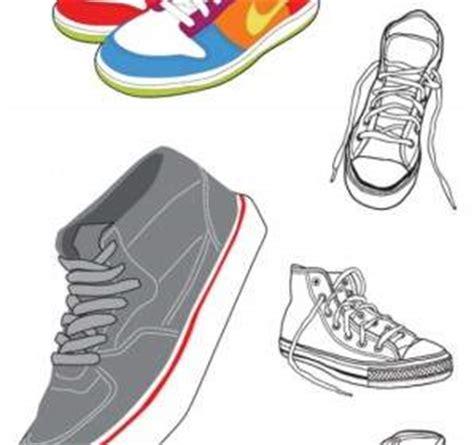 Sepatu Adidas Vektor women39s sepatu vektor orang orang vektor vektor gratis gratis