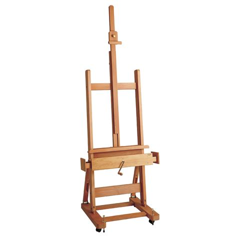 Studio Easel mabef m04 studio easel with crank ken bromley supplies