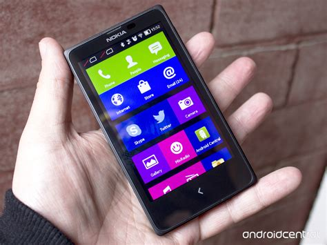x app for android nokia x review android central