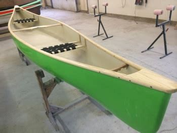 Handcrafted Canoes - prospector 16