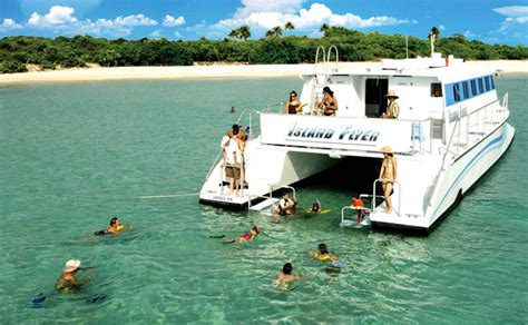 catamaran excursion in puerto rico from fajardo full day culebra islands catamaran tour