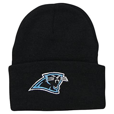 carolina panthers knit beanie carolina panthers cuffed knit hat panthers beanie