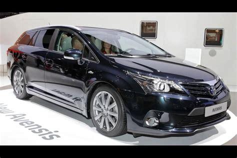 new models for 2015 new toyota avensis 2015 model
