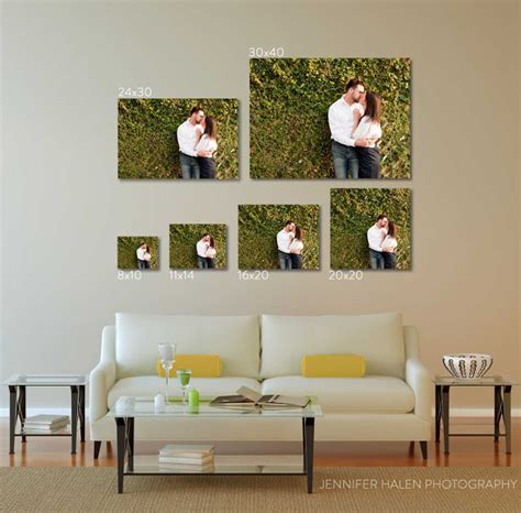 size of wall above sofa halen photography picture your picture