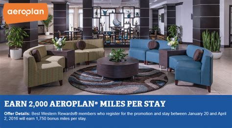 Air Miles Best Western Gift Card - hotel promotions update february 2016 loyaltylobby
