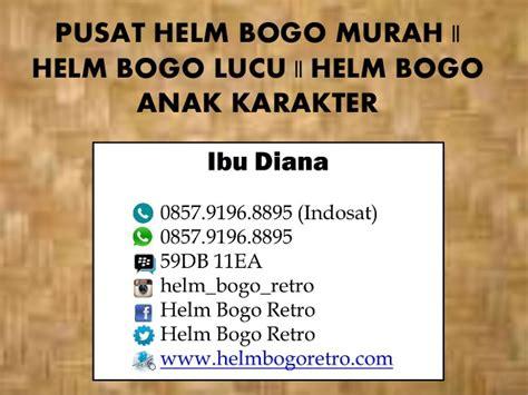 Helm Bogo Lucu 0857 9196 8895 i sat harga helm bogo asli harga helm
