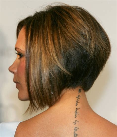 inverted bobs for fine hair victoria beckham inverted bob haircut for thin hair sexy