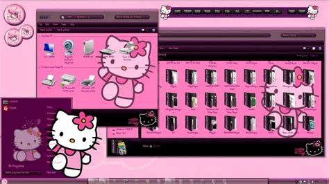 windows 7 themes hello kitty download hello kitty theme windows 7 blognisher