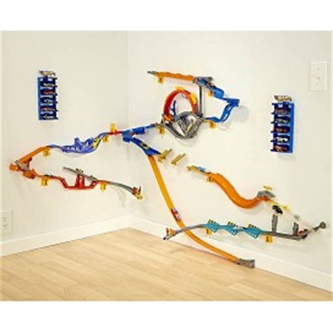 hot wheels 174 wall tracks starter set