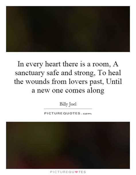 in every there is a room in every there is a room a sanctuary safe and strong to picture quotes