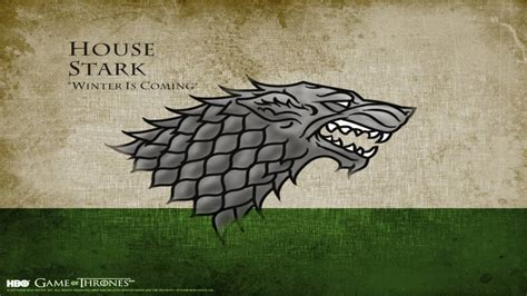 House Of Stark house stark theme s1 s6 of thrones
