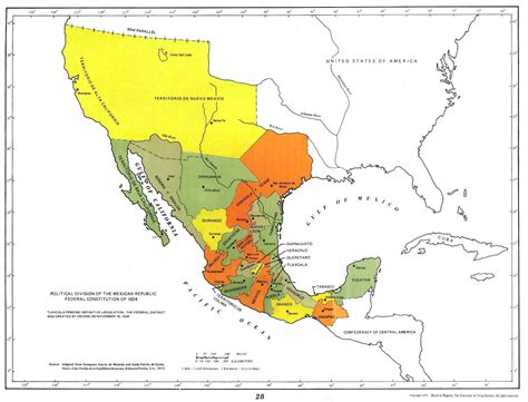 texas and mexico map colonial mexico and independence colonisation society mission development impact of