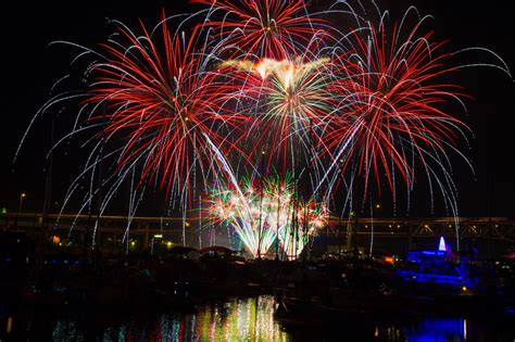 new year in portland oregon photos fourth of july fireworks at alton baker park and