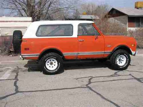 1972 gmc jimmy buy used 1972 gmc jimmy 4x4 same as blazer 70 71 72 in